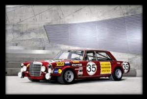 AMG Performance Car