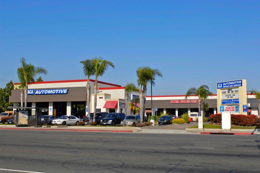 ACA Automotive in Long Beach, CA